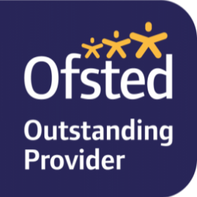 Ofstead Outstanding Provider logo